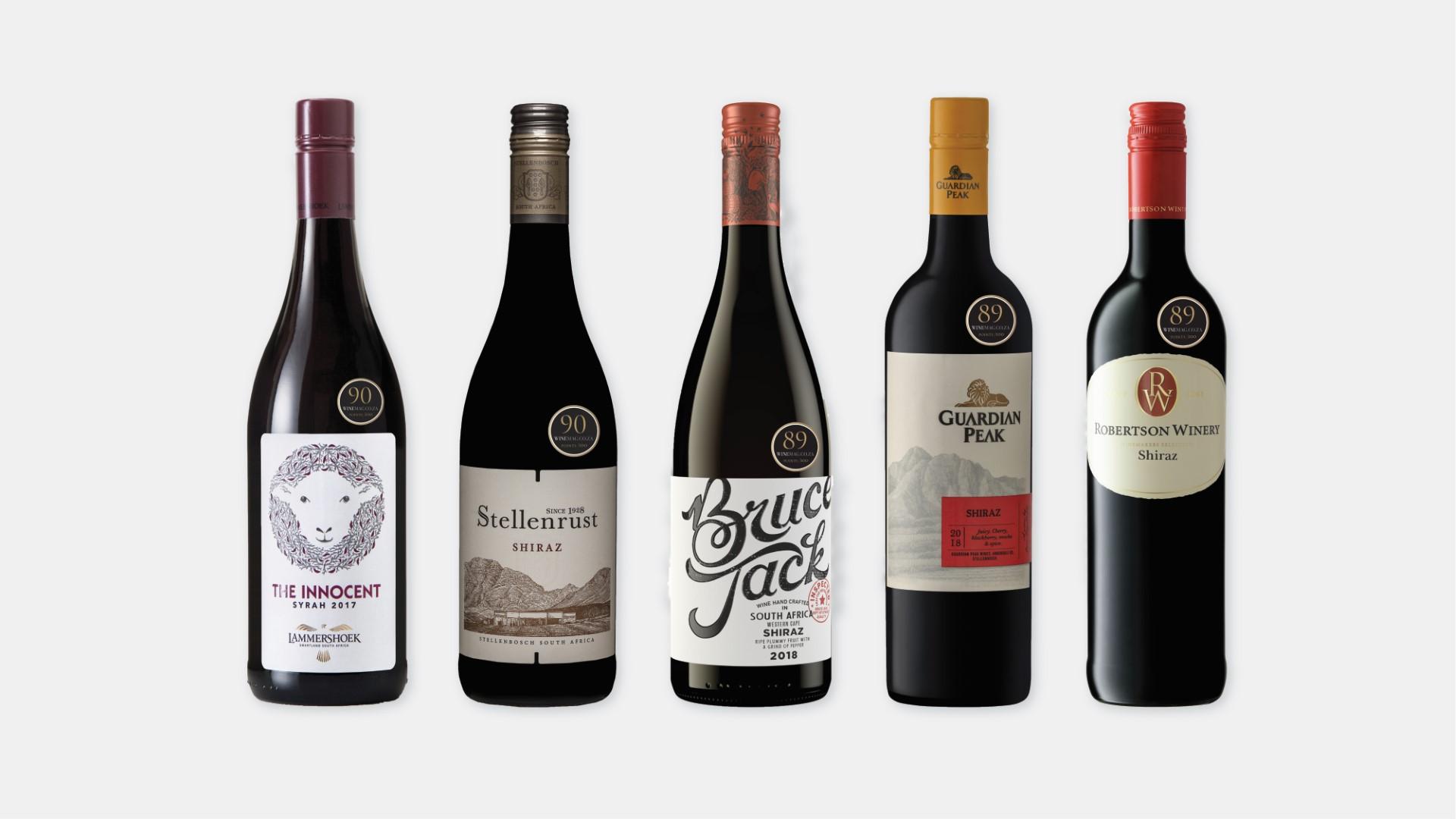 WineMag Best Value Shiraz 2019