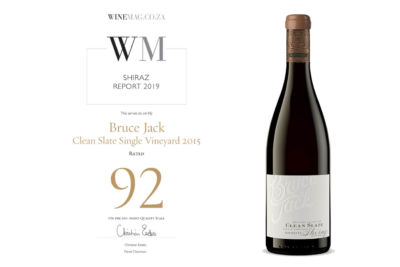 WineMag Shiraz Report 2019