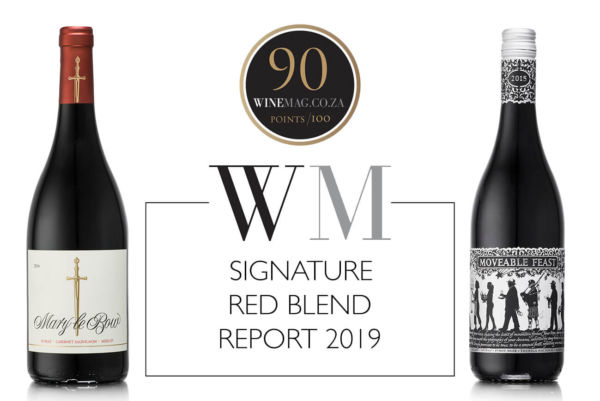 WineMag Signature Red Blend Report
