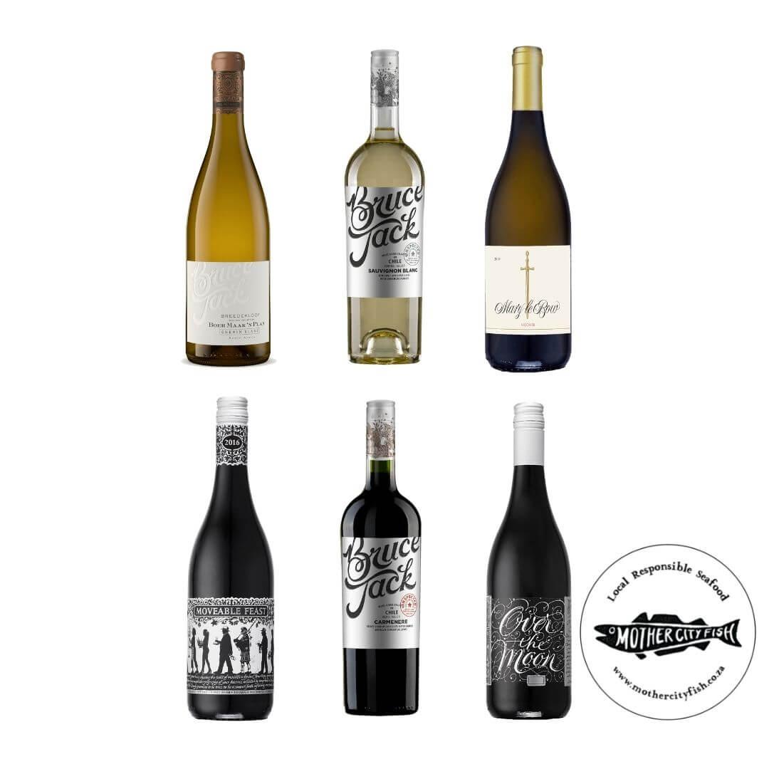 Mixed Premium Wine box